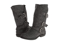 Blowfish Alms Grey Soft Herringbone Women's Boots Gray