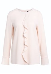 Strenesse Teca Blouse Pale Powder Nude