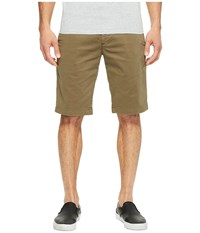 Ag Adriano Goldschmied Griffin Shorts In Caper Leaf Caper Leaf Men's Shorts Brown