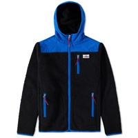 Penfield Carson Hooded Fleece Jacket Black
