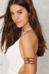 Nasty Gal Ettika Band Of Gold Star Cuff