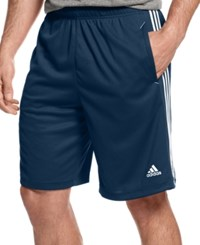 Adidas Men's Climalite Essential Shorts Navy White
