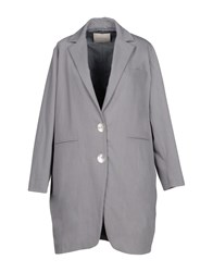 Rossopuro Coats Grey
