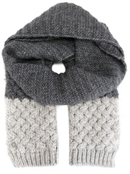Woolrich Knitted Scarf