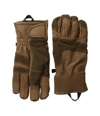 Outdoor Research Rivet Gloves Coffee Extreme Cold Weather Gloves Brown