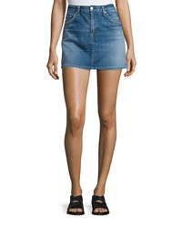 Rag And Bone Rag And Bone Jean Denim Mini Skirt Delancey Size 29