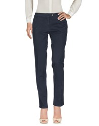Allegri Trousers Casual Trousers Dark Blue