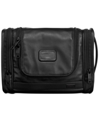 Tumi Alpha Hanging Travel Kit Black