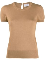 Snobby Sheep Audrey Slim Fit Knitted Top 60
