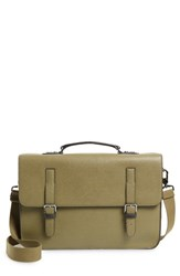 417d33e4be8e96 Ted Baker London Country Crossgrain Messenger Bag Green Olive