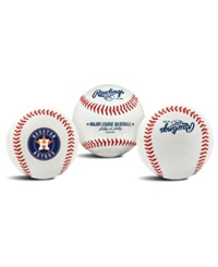 Rawlings Sports Accessories Rawlings Houston Astros Original Team Logo Baseball
