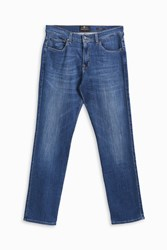 7 For All Mankind Men S Slimmy Luxe Jeans Boutique1 Blue