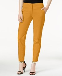 Xoxo Juniors' Ankle Length Trousers Gold