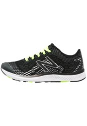 New Balance Wxaglbw2 Neutral Running Shoes Black Lime Glo