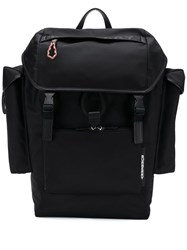 Burberry Pannier Backpack Black