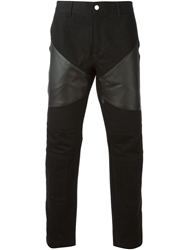 Givenchy Patchwork Jeans Black