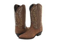 Laredo Kadi Tan Distressed Cowboy Boots