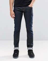 Pepe Jeans Finsbury Skinny Z06 Rinse Wash Rinse Wash Blue