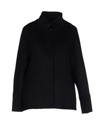 G.Sel Coats And Jackets Coats Women Black