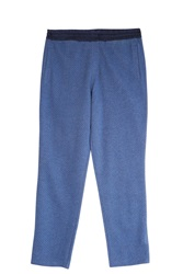 Missoni Jersey Trouser Blue