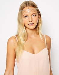 Orelia Wunderlust Crystal Drape Hair Crown