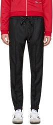 Marc Jacobs Black Cuff Trousers