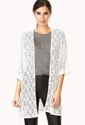 Forever 21 Boho Beauty Cardigan
