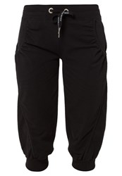 Venice Beach Maggy 3 4 Sports Trousers Black