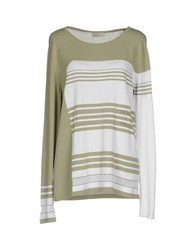 Baroni Sweaters Military Green