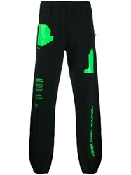Off White Arch Shapes Print Track Pants 60