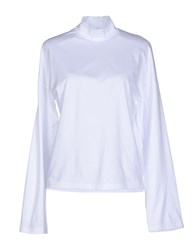 Strenesse Gabriele Strehle Topwear T Shirts Women White
