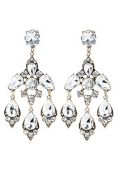 Sweet Deluxe Babila Earrings Antik Goldcoloured Crystal