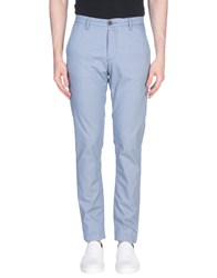 Individual Casual Pants Blue