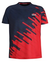 Polo Sport Ralph Lauren Sports Shirt French Navy Red