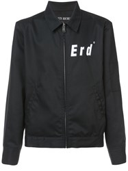 Enfants Riches Deprimes Regret Jacket Unisex Silk Cotton M Black