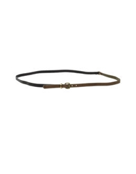 Paul Smith Belts Black
