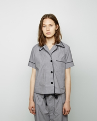 Araks Shelby Pajama Top White