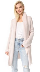 Theperfext Collette Cozy Long Sweater Pink