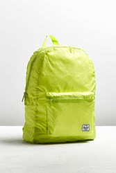 Herschel Supply Co. Packable Daypack Backpack Yellow