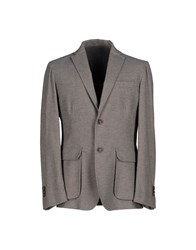 Maestrami Suits And Jackets Blazers Men Grey