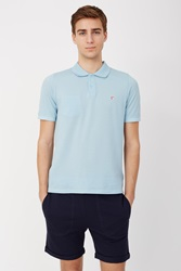Band Of Outsiders Mushroom Embrodiered Trap Pocket Polo Cameo