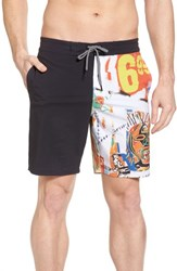 Billabong X Warhol 699 Board Shorts White