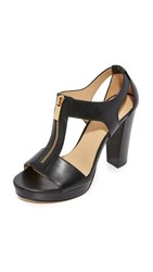 Michael Michael Kors Berkley Sandals Black