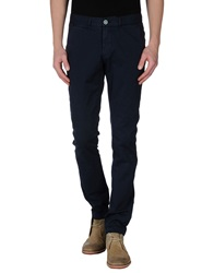 South Beach Casual Pants Dark Blue