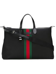 Gucci Techno Fabric Tote Black