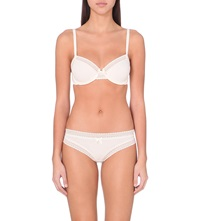 Princesse Tam Tam Beaute Underwired Bra Blush White