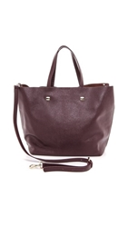 Monserat De Lucca Docente Large Tote Oxblood