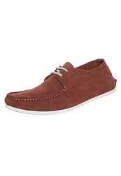 Zign Moccasins Red
