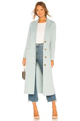 Elizabeth And James Russel Classic Coat Baby Blue
