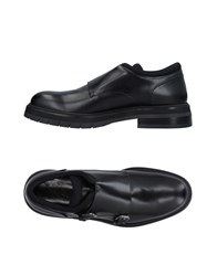 Luciano Padovan Loafers Black